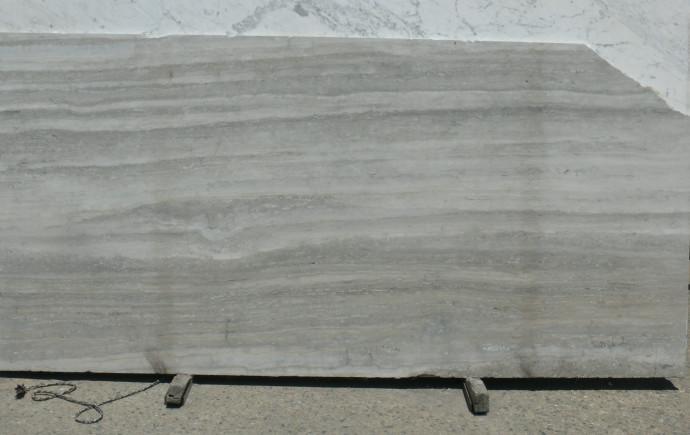 ocean blue-travertine-slab-honed-white-italy