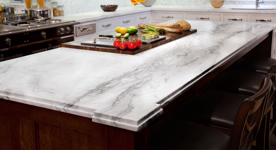 Professional granite, marble and engineered stone countertops in the San Francisco area
